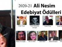 2020-2021 Ali Nesim Edebiyat Ödülleri  Sahiplerini Buluyor