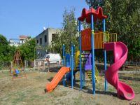 Kız İzci Parkı yenilendi