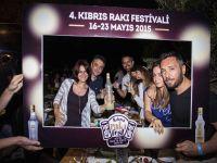 Kıbrıs Rakı Festivali'ne Türkiye'den rekor katılım!
