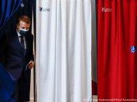 Fransa'da sandık sonuçları Macron'u da Le Pen'i de memnun etmedi