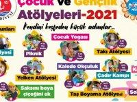 Girne Belediyesi Yaz Tatili Çocuk Atölyeleri Başlıyor