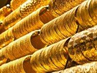 Altın fiyatları son iki ayın en düşük seviyesine indi