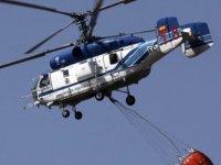 Türkiye Görevlendirdi: Yangın Helikopteri Bugün Teslim Alınıyor