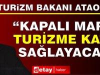 Ataoğlu, Arter İle Kapalı Maraş'taki Çalışmaları İnceledi