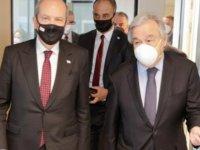 Tatar-Guterres Görüşmesi Tamamlandı