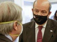 Tatar:Brüksel'de BMGS Guterres İle Verimli Bir Toplantı Gerçekleştirdik