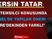 """Tatar: """"Egemen Eşitliğimiz Kabul Edilirse Müzakerelerin Başlama ve Başarıya Ulaşma Şansı Artar"""""""