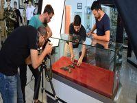 YDÜ Reklam Fotoğrafçılığı Öğrencileri Polis Müzesi Envanterini Fotoğrafladı