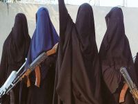 550 Batılı kadın IŞİD'e katıldı