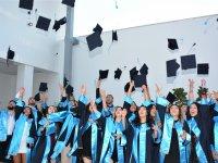 Girne Üniversitesi 2020-2021 Bahar Dönemi Mezuniyet Töreni Coşkuyla Gerçekleştirildi