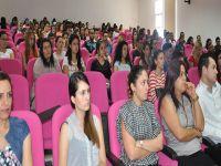 """Yeşil Barış Hareketi DAÜ'de """"Teneke Çocuk"""" projesini tanıttı"""
