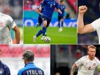 Euro 2020'de yarı finale doğru: İtalya 32 maçtır yenilmiyor, İngiltere kalesinde gol görmedi