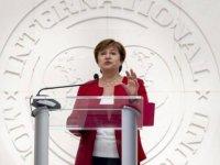 IMF Başkanı Georgieva: Kötüleşen İki Yönlü Toparlanmayı Ele Almak İçin Acil Eylem Gerekiyor
