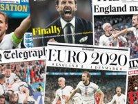 EURO 2020 yarı finali İngiliz basınında: '60 yaşından küçüklerin hiç tatmadığı bir duygu'