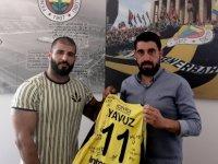 Fenerbahçe Tekerlekli Sandalye Basketbol Takım Kaptanı temsilcimiz İbrahim Yavuz, KKTC Fenerbahçeliler Derneği'ni ziyaret etti