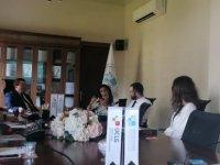 Girne Belediyesi İstanbul'da UCLG-MEWA Genel Merkezine Çalışma Ziyareti Gerçekleştirdi