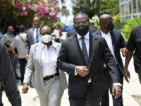 Ariel Henry resmi olarak yeni Haiti Başbakanı olarak göreve başladı