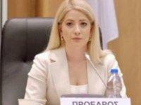 Annita Dimitriu İspanya'dan Destek İstedi
