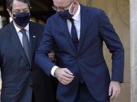 Anatastasiadis  Avrupa Konseyi'nden Maraş tepkisi istedi