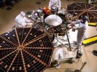 NASA Mars'ta ilerliyor: İlk kez başka bir gezegenin katmanları haritalandı