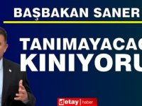 Saner: BMGK'nin Maraş kararı Rum yanlısı, Kıbrıs gerçeklerine, hukuka ve mantığa aykırı