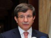 Bakan Davutoğlu Tunus'ta