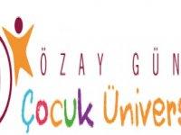Özay Günsel Çocuk Üniversitesi Avrupa Çocuk Üniversiteleri Ağına Üye Oldu