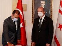 Yüksek Mahkeme Yargıçlığına Atanan Usar, Cumhurbaşkanı Tatar Huzurunda Yemin Etti