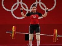 Halterde Nuray Levent 2020 Tokyo Olimpiyat Oyunları'nı 9. sırada tamamladı