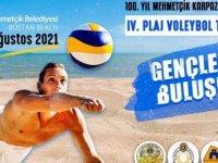 Gençlerle Buluşma - Plaj Voleybolu Turnuvası için Kayıtlar Başlıyor