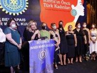 """Cumhurbaşkanı Ersin Tatar ve eşi Sibel Tatar,  """"Kıbrıs'ın Öncü Türk Kadınları"""" isimli kitabın tanıtım etkinliğine katıldı"""
