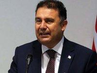 Başbakan Saner bu akşam BRT'de soruları yanıtlayacak