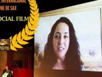 """""""Teslimat"""", Sax Uluslararası Film Festivali'nde """"En İyi Sosyal İçerikli Film"""" Ödülüne Layık Görüldü"""