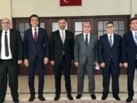 Büyükelçi Başçeri, Askon Heyetini Kabul Etti