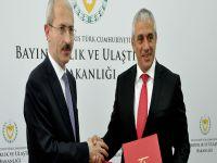 TC ile KKTC arasında Sivil Havacılık alanında işbirliği protokolü imzalandı