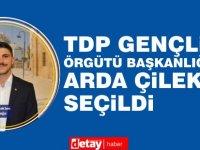 Toplumcu Demokrasi Partisi (TDP) Gençlik Örgütü 6. Olağan Kongresi yapıldı