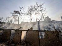 Orman yangınları: Türkiye'nin 112 yerinde çıkan orman yangınlarının 107'si kontrol altına alındı; Antalya ve Muğla'da 5 yangın devam ediyor