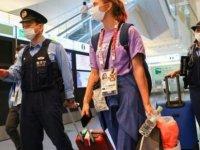 Olimpiyat takımdan çıkarılıp havalimanına götürülen Belaruslu atlet: Dönmek istemiyorum