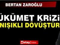 Zaroğlu: Arıklı, Millet Partisi'nin seçime girmemesi adına baskın seçim talep etti