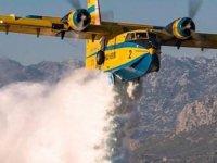 AKP'nin rafa kaldırdığı yangın söndürme uçağı projesi