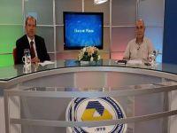 """DAÜ """"Ekonomi Masası"""" programının  konuğu Milletvekili Tatar'dı"""