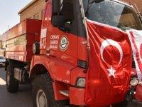 Türkiye'deki Yangınlarla Mücadeleye KKTC'den Destek