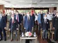 Cumhurbaşkanı Tatar, İstanbul'da Gazilerle Bir Araya Geldi
