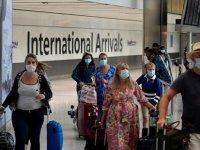 İngiltere'nin seyahat kısıtlamaları: Türkiye yine kırmızı listede kaldı