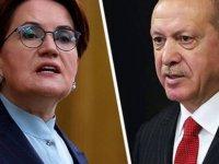 Akşener'den 'Yangın olur da canlılar yanmaz mı' diyen Erdoğan'a: Yazıklar olsun