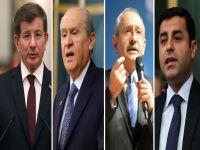 Türkiye'de Liderler nerede oy kullanacak?