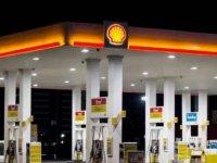 Shell'de benzin bitti