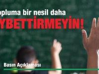 CTP: Parası olanın eğitim aldığı sistem sona ermeli!