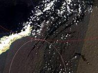 Karpaz'ı tehdit eden fuel oil deniz dibine çöktü