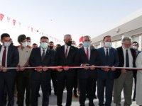 İskele Evkaf Türk Maarif Koleji'nin açılış töreni dün gerçekleştirildi